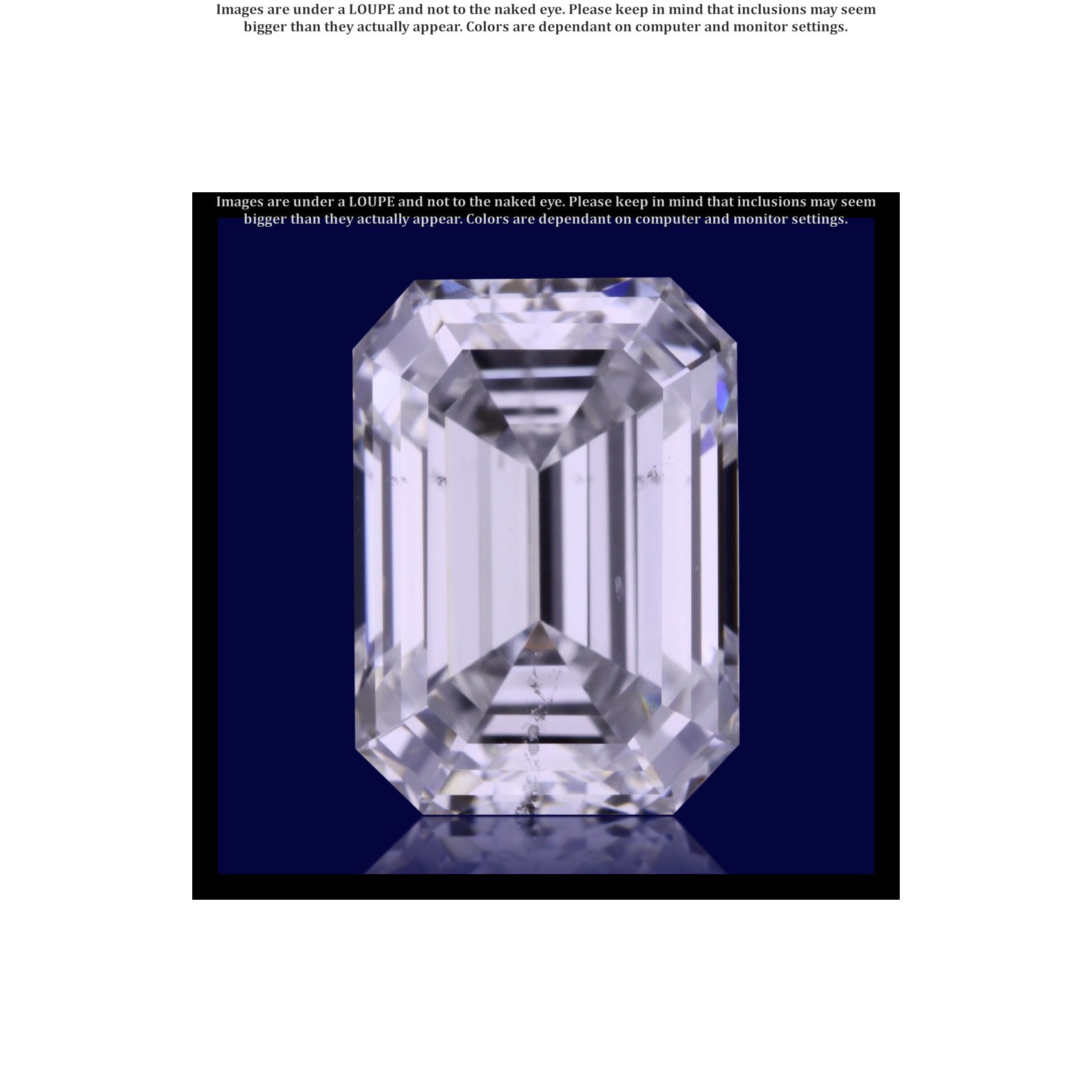More Than Diamonds - Diamond Image - E01133