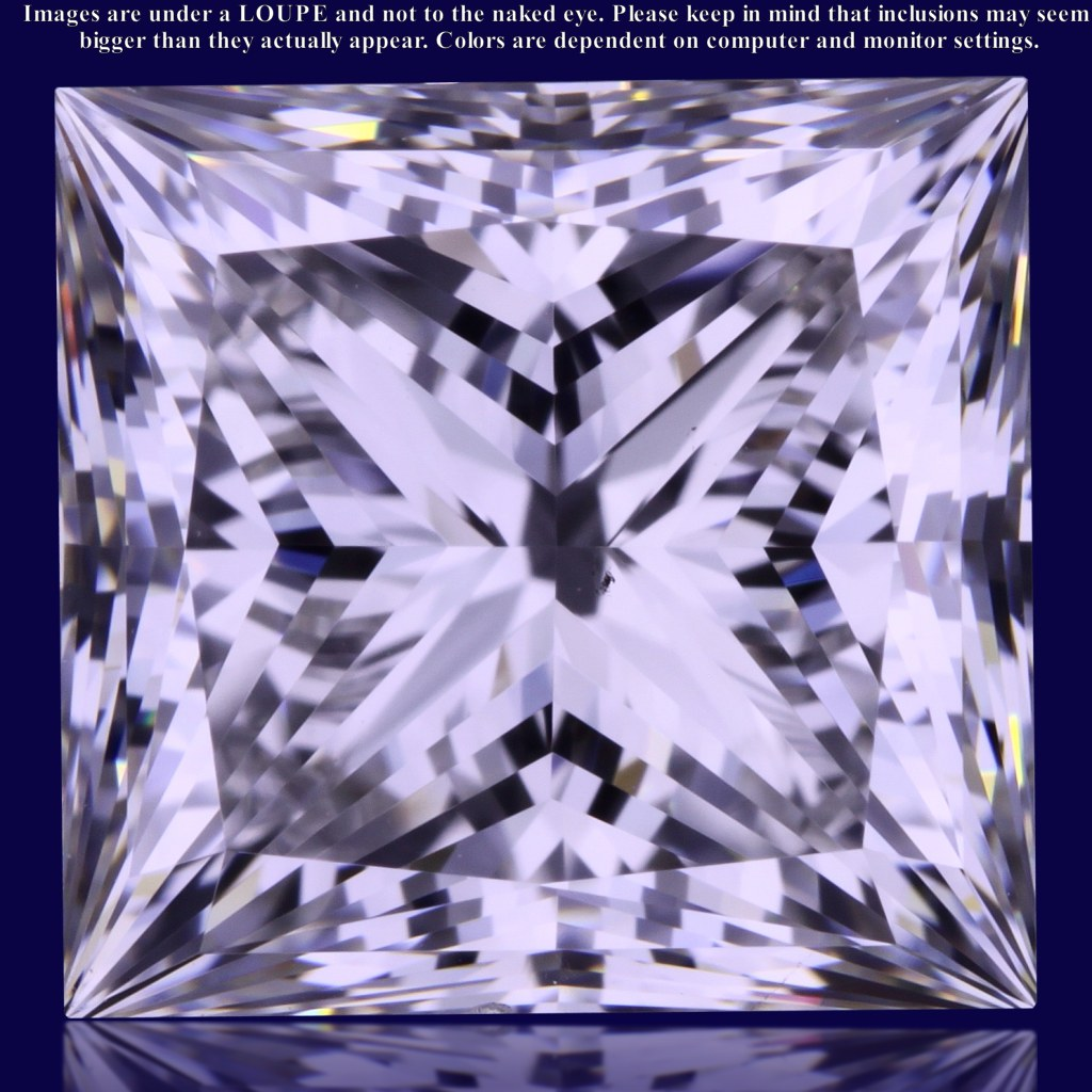 Snowden's Jewelers - Diamond Image - P03536