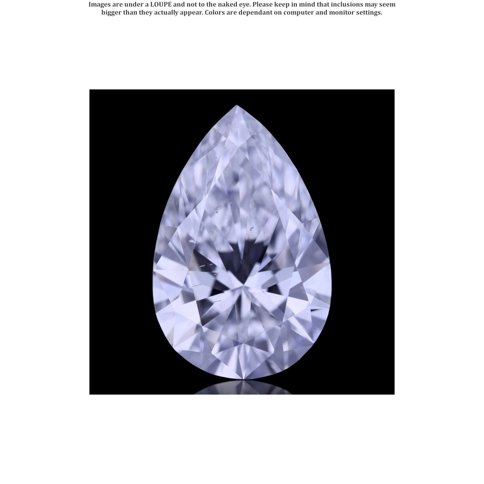 Snowden's Jewelers - Diamond Image - .00625