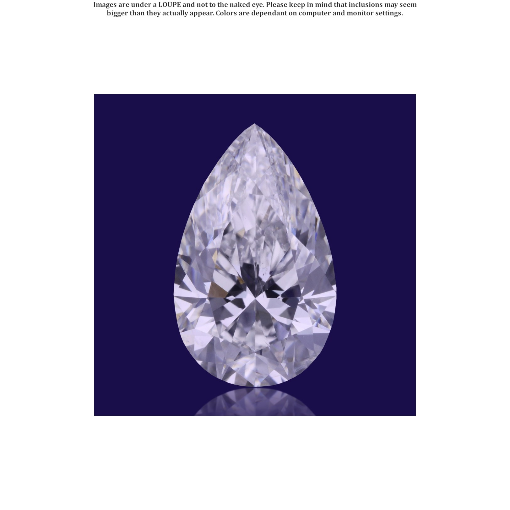 Thurber Jewelers - Diamond Image - .00704