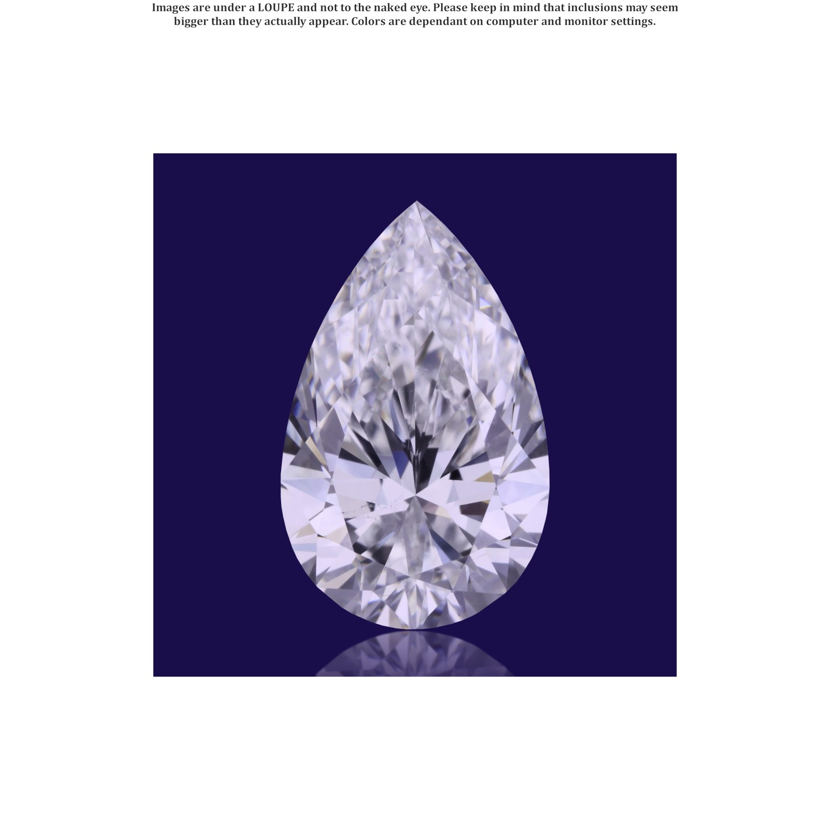 Thurber Jewelers - Diamond Image - .00707