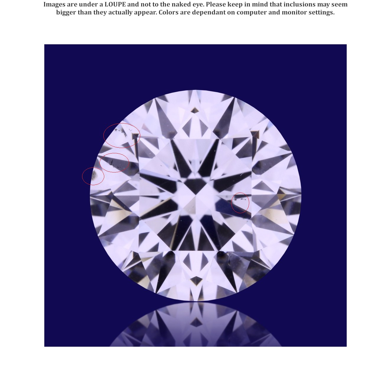 Snowden's Jewelers - Diamond Image - R12214